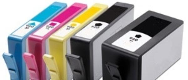 נפלאות ראשי דיו למדפסת HP 920XL | HP Officejet 6500 ראשי דיו למדפסת ZN-24